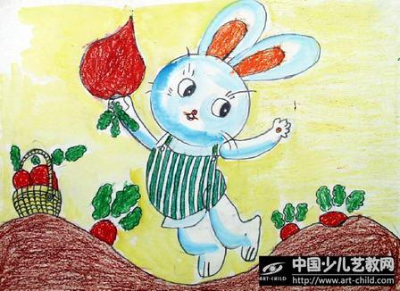 《小白兔》