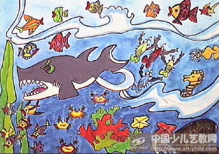 《海底世界》