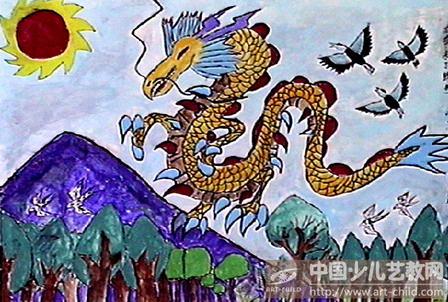 蒙古族绘画作品欣赏分享展示图片