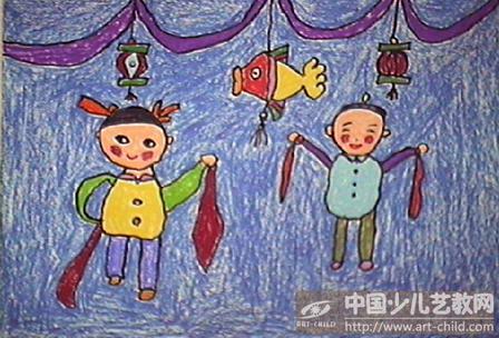 儿童画 448_304
