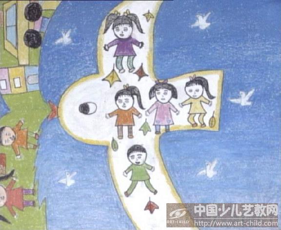 儿童和平条约感受