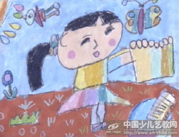 幼儿园卡通洗