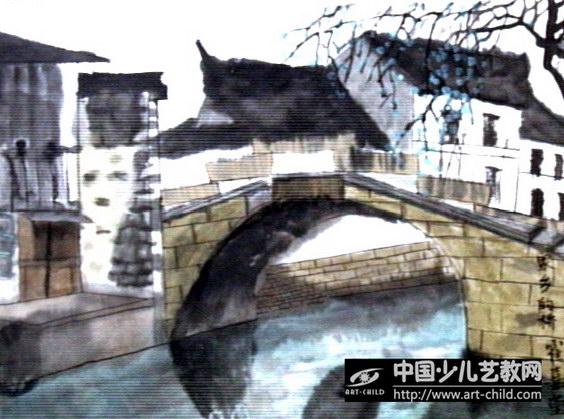 《家乡的桥》