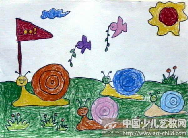 圣诞节幼儿情景画幼儿人物情景画幼儿简笔画情景画