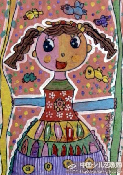 第35届世界儿童画