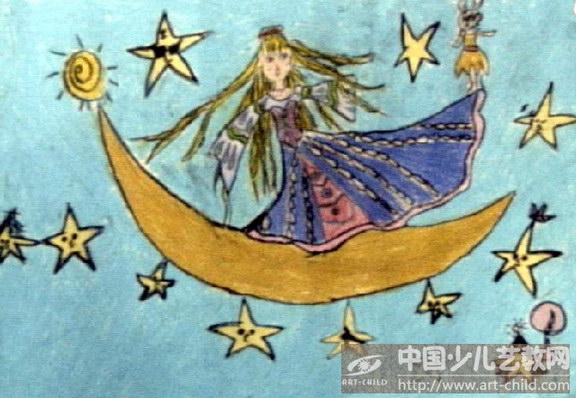 《月亮公主》