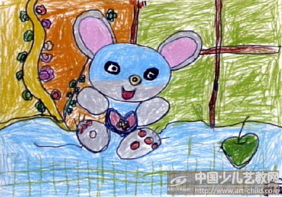 我喜爱的小动物 我最喜欢的小动物英语作文50单词hello,my