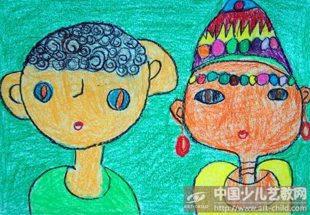幼儿园美术作品评语