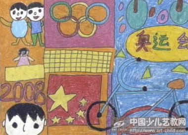 2022年冬奥会简笔画