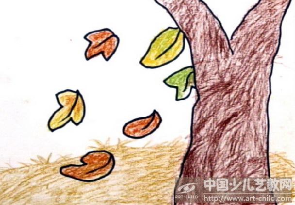 作品名称:  《秋天》
