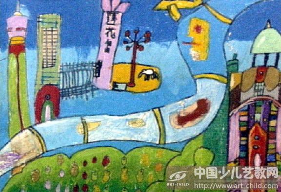 美丽的家乡歌谱 美丽的家乡老师绘画 美丽的家乡学生画