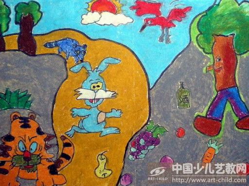 作品名称:  《动物王国》图片