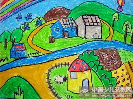 美丽的村庄合唱谱 意大利美丽的村庄 美丽的村庄简谱