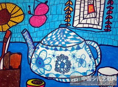 儿童画 462_341图片