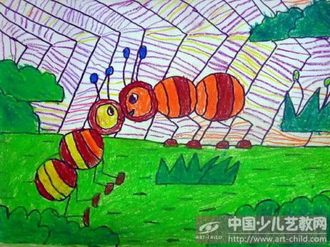 《蚂蚁竞赛》