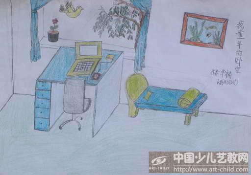 关于 房间一角 的画