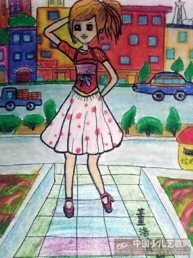 《城市美少女》