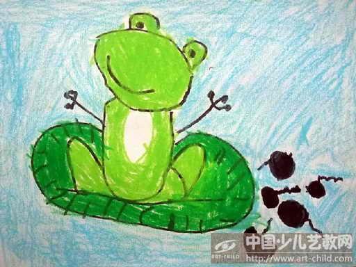 《小蝌蚪找妈妈》
