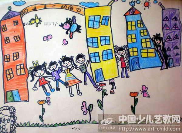 一年级简易画图片大全_可可简笔画 - 我爱我的幼儿园