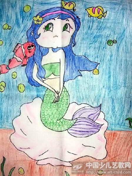 《美人鱼》