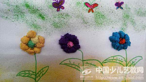 《春天的花》